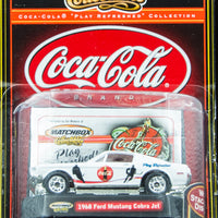 Matchbox Collectibles Coca-Cola 1968 Ford Mustang Cobra Jet Diecast