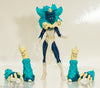 1997 Toy Biz Mystique W/ Snap On She Beast Armour Action Figure - Loose