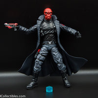 2015 Captain America Marvel Legends Infinite Series Agents of Hydra Red Skull Action Figure - Loose