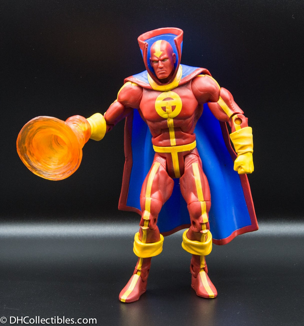 2008 DC Universe Classics Series 1 Action Figure Red Tornado Action Figure - Loose