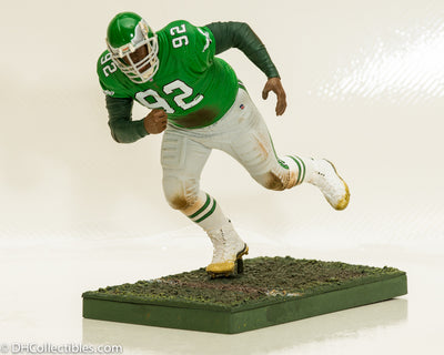 2007 McFarlane NFL Legends Series 3 Philadelphia Eagles Reggie White Action Figure - Loose