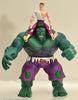 1996 Toy Biz The Incredible Savage Hulk Transforming Action Figure - Loose