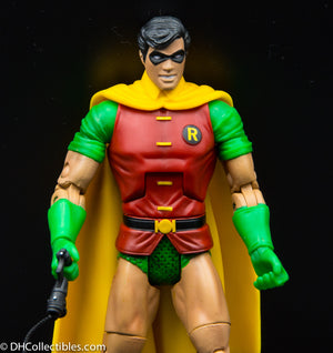 2011 DC Universe Classics Wave 16 Teen Titans Robin Action Figure - Loose