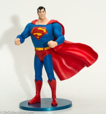 Perry White DC Comics Superman Action Figures Series 2 Loose in Factory Bag