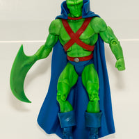 2010 DC Universe Classics Wave 15 Figure 5 Martian Manhunter Variant Action Figure - Loose