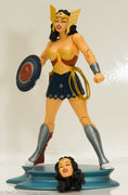 2006 DC Direct Justice League New Frontier Wonder Woman Action Figure - Loose