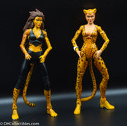 2010 DC Universe Classics Wave 13 Cheetah Action Figures (Modern & Classic) - Loose