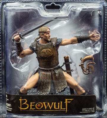 2007 McFarlane Toys Young Beowulf - Action Figure