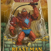 Masters Of The Universe Classics 2008 Beast Man MOTUC  Action Figure