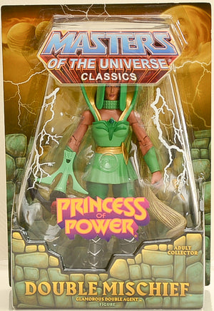2013 Masters of the Universe Classics Club Eternia Double Mischief Action Figure