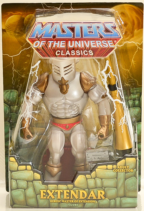 Masters of the Universe Classics Club Eternia Extendar Action