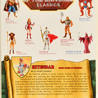 2013 Masters of the Universe Classics Club Eternia Extendar Action Figure