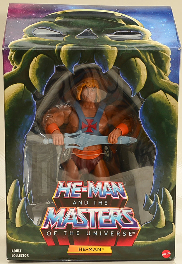 2015 He-Man and the Masters of the Universe He-Man Action Figure