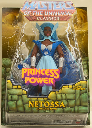 Masters Of The Universe Classics 2012 Netossa MOTUC  Action Figure