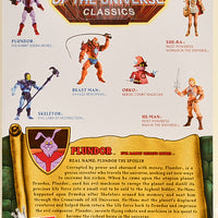 2013 Masters of the Universe Classics Club Eternia Plundor Action Figure