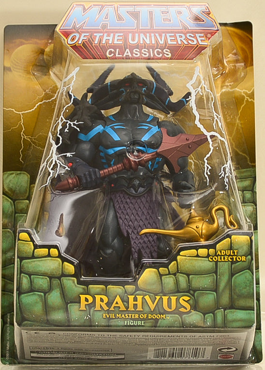 Mattel - Masters of the Universe Classics - Prahvus Action Figure