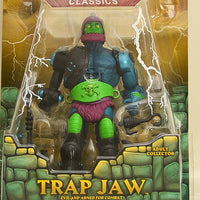 Mattel 2011 Masters of the Universe Classics Trap Jaw Action Figure