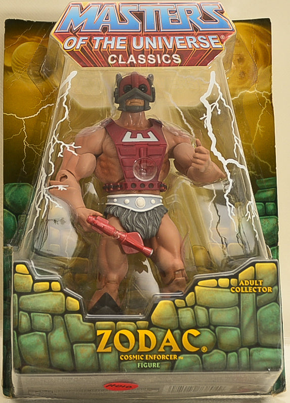 Masters Of The Universe Classics 2008 Zodac MOTUC  Action Figure
