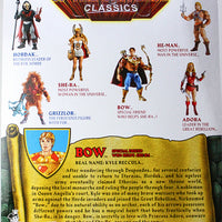 2010 Masters of the Universe Classics Club Eternia Bow Exclusive Action Figure