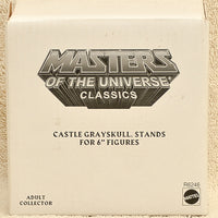 "Masters of the Universe Classics Castle Grayskull Stand for 6"" Figure"