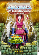 2015 Mattel Masters of the Universe Classics Crita Action Figure