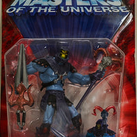 2001 Masters of the Universe Skeletor Blue Variant Action Figure
