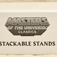 Masters of the Universe Classics  Stackable Stands