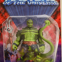 2002 Masters of The Universe Whiplash Action Figure