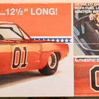 2010  Dukes of Hazzard General Lee Dodge Charger 1:16