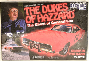 MPC The Dukes of Hazzard The Ghost of General Lee Plastic Model Kit 1:25 Scale