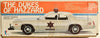1982 MPC The Dukes of Hazzard Sheriff Rosco's Police Car Plastic Model Kit 1:25 Scale