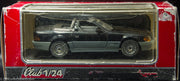 1991 Majorette Club 1/24 Mercedes 500 SL Roadster Scale 1:24 Diecast Car