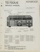 Kenwood TS-790A/E Amateur Radio Service Manual