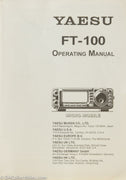Yaesu FT-100 Amateur Radio Operating Manual