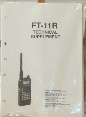 Yaesu FT-11R Amateur Radio Service Manual