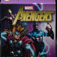 2012 The Avengers With Avengers Pin/Captain America Figurine