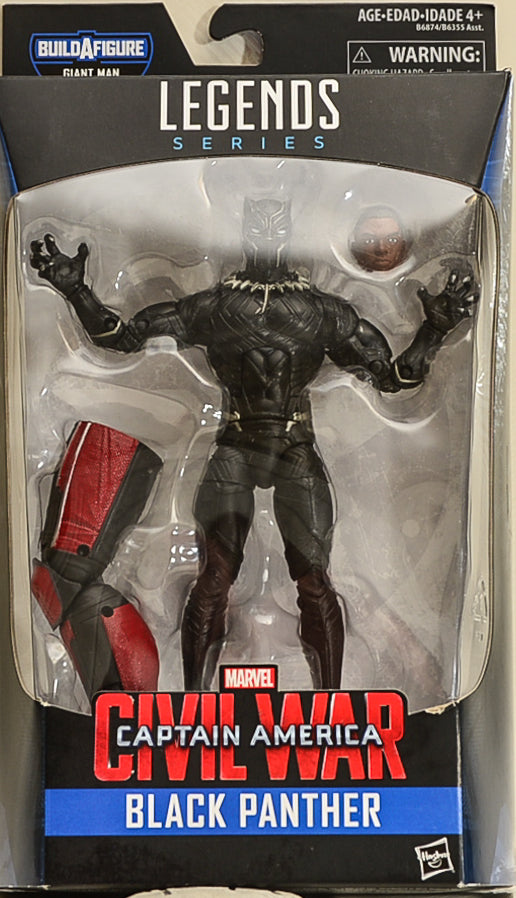 "US Marvel Black Panther 3.75/"" Action Figure Universe Infinite Series Collect Toy"