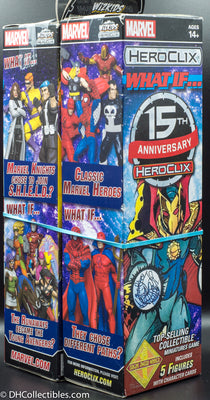 Marvel HeroClix: 15th Anniversary What If? Booster Brick
