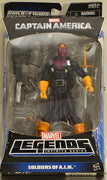 Marvel Legends Infinite Series - Soldiers of A.I.M.  - Mandroid Collection Action Figure