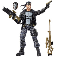 2019 Marvel Legends Series The Punisher Action Figure