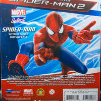 2014 Diamond Select Marvel Select Spider-Man Collector Edition 6 Inch Action Figure