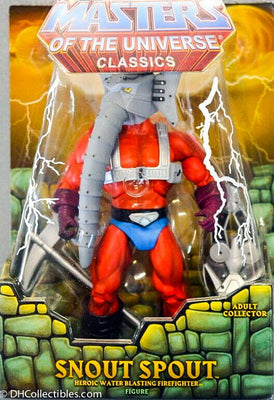 2011 Masters of the Universe Classics - Snout Spout  Action Figure