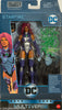 "2018 Mattel DC Comics Multiverse Wave 11 ( BAF Ninja Batman) Starfire 6"" Action Figure"