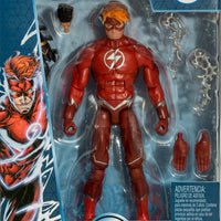 "2018 Mattel DC Comics Multiverse Wave 11 ( BAF Ninja Batman) Wally West 6"" Action Figure"
