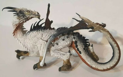2004 McFarlane's Dragons: Quest for the Lost King - Fire Clan Dragon -  Action Figure