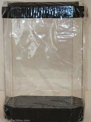 McFarlane Toys Collector's Club Exclusive Light Up Display Case Fish Tank
