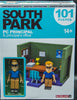 South Park Small Construction Set - PC Principal With Principal's Office
