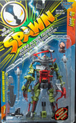 1996 McFarlane Toys Spawn No-Body Ultra Green Paint - Action Figure