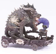 2004 McFarlane Toys Clive Barkers Infernal Parade The Sabbaticus Beast Tamer Action Figure