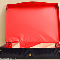 1973 WGSH Blue Carrying Case - Vintage and Extremely Rare